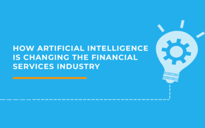 How Artificial Intelligence is Changing the Financial Services Industry
